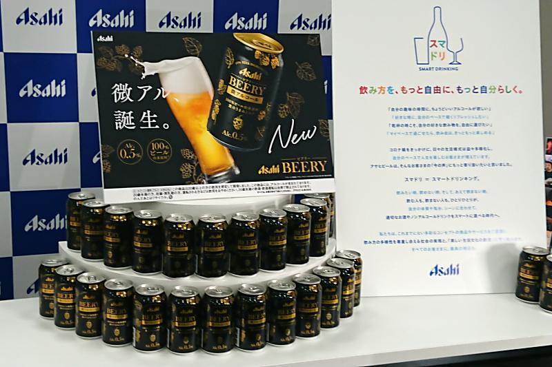 拡大止まらぬ「低アルコール市場」、メーカー出荷量が軒並み増加