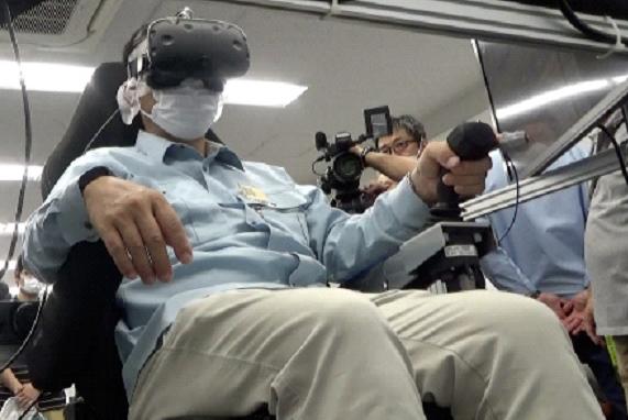 VRによる重機遠隔操作は心理的ストレスが高い。計測モデルによる初の評価が示したこと