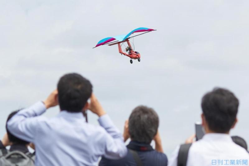 国内初の「レベル3」飛行!ドローンが東京湾縦断に成功した意義